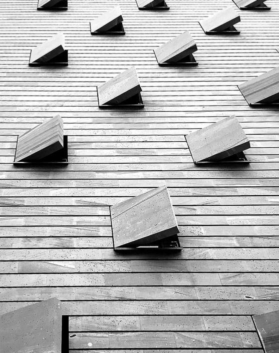 Frankfurt, Historisches Museum. Foto von Ulrike Liebig, Architektin. Mitarbeiterportrait von einszueins die Ingenieure für digitale Pläne.