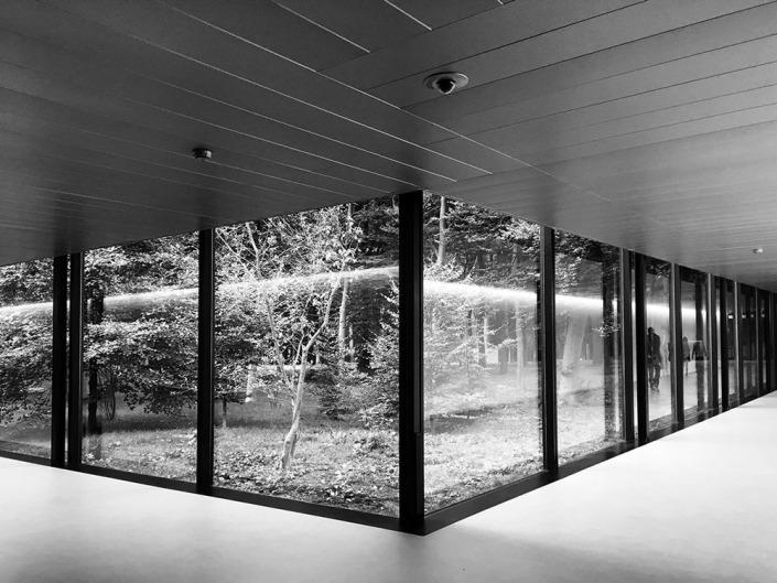 Holland, Kröller-Müller-Museum. Foto von Ulrike Liebig, Architektin. Mitarbeiterportrait von einszueins die Ingenieure für digitale Pläne.