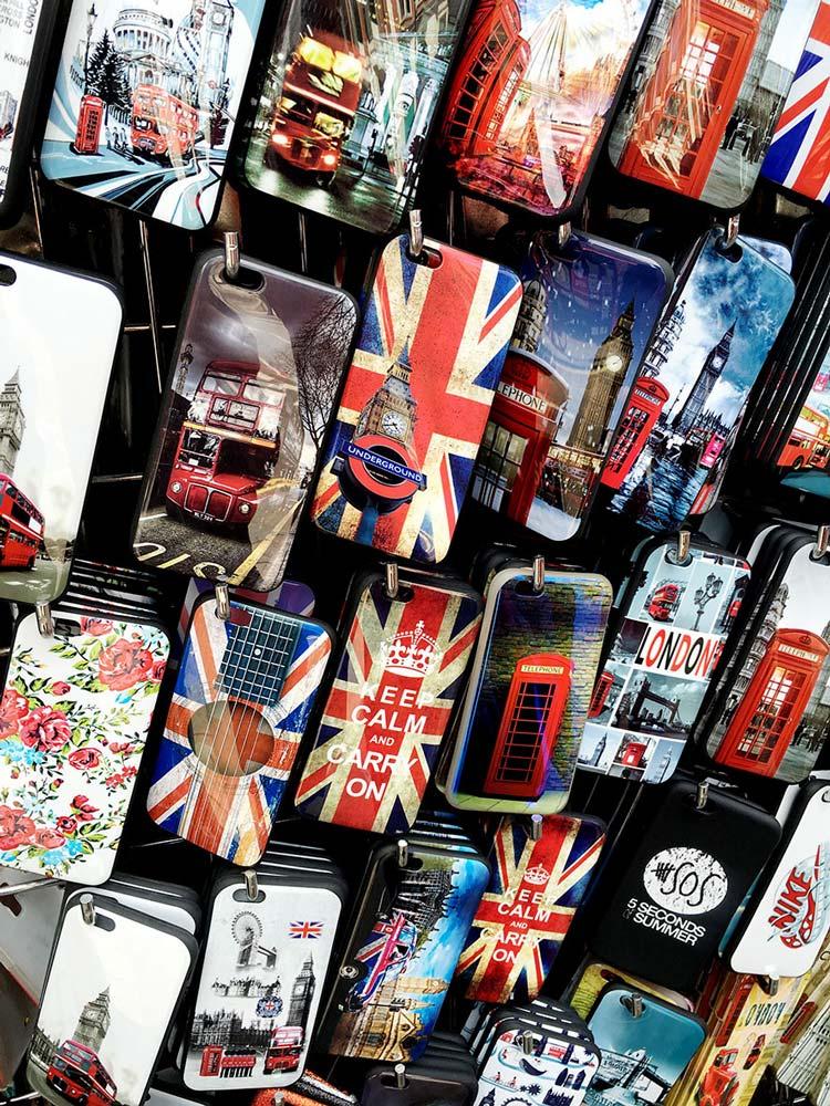 London, Shop. Foto von Ulrike Liebig, Architektin. Mitarbeiterportrait von einszueins die Ingenieure für digitale Pläne.