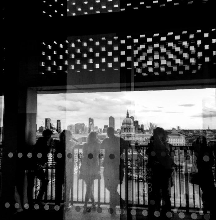 London, Tate Gallery. Foto von Ulrike Liebig, Architektin. Mitarbeiterportrait von einszueins die Ingenieure für digitale Pläne.