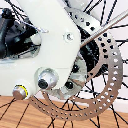 digital Radfahren: langlebige Materialien und Technik beim Smartbike
