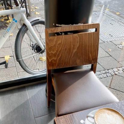 digital Radfahren: Smartbike überall sicher abstellen
