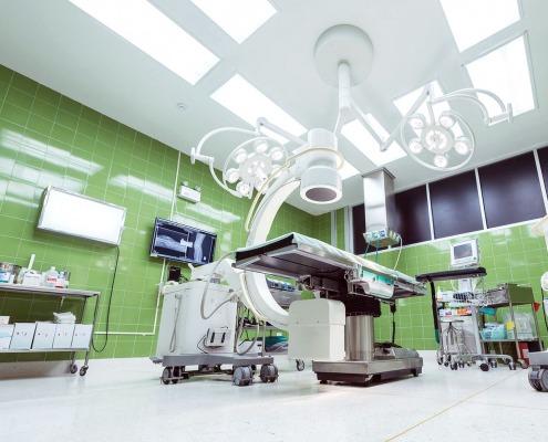 Foto: Medizinische Gebäude, Klinikum