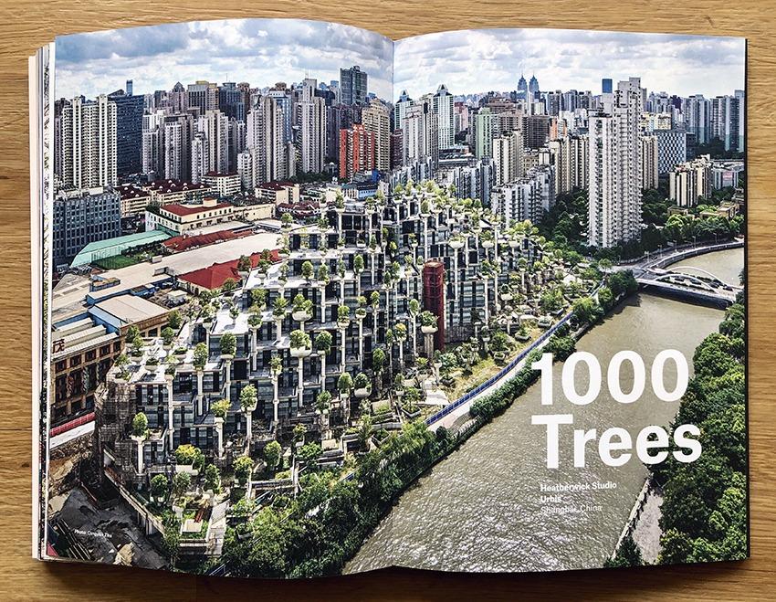 Foto: 1000 Trees, Shanghai/China, begrünte Gebäude und bepflanzte Architektur weltweit
